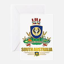 South Australia COA 2 Greeting Card