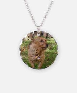 Australian Terrier Necklace