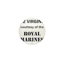 Art_72 virgins_royal marines Mini Button