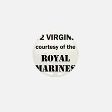 Art_72 virgins_royal marines Mini Button