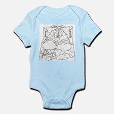 NC bedhogs Infant Bodysuit
