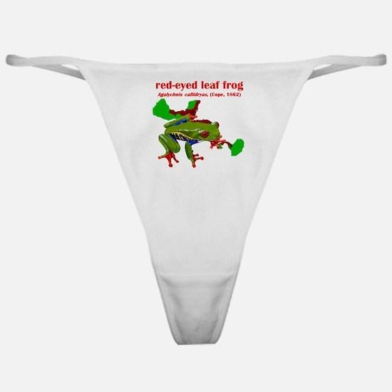 Agalychnis callidryas t-shirt Classic Thong