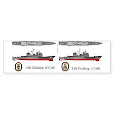 Tico_CG-69_Vicksburg_Mug Bumper Sticker