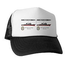 Tico_CG-71_Cape_St_George Trucker Hat