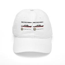 Tico_CG-72_Villa_Gulf Baseball Cap