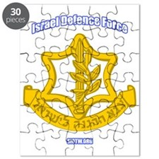 Israel_Defence_Forces Puzzle