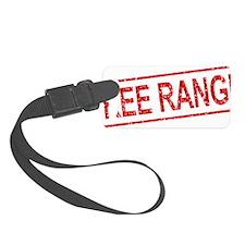 ss-free-range Luggage Tag