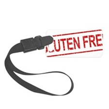 ss-gluten-free Luggage Tag