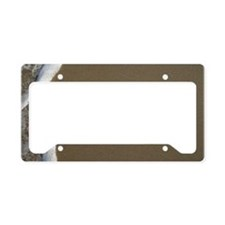 breathe License Plate Holder