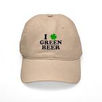 I Shamrock Green Beer Cap
