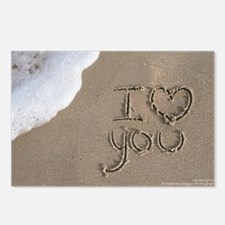 i love you 2011 Postcards (Package of 8)