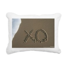 xo Rectangular Canvas Pillow