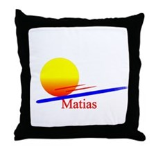 Matias Throw Pillow