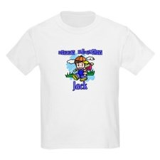 Happy Birthday Baseball Jack Kids T-Shirt