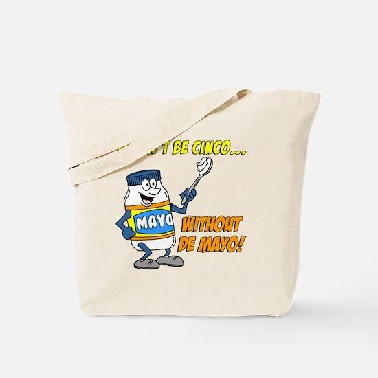 Funny Cinco De Mayo Shirt Tote Bag