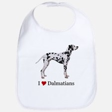 Dalmatian Bib