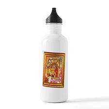 cp-ww-misc-religiousca Water Bottle