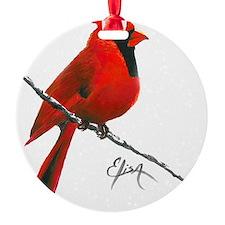 cardinal (2) Ornament