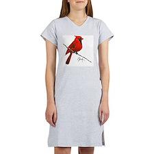 cardinal (2) Women's Nightshirt