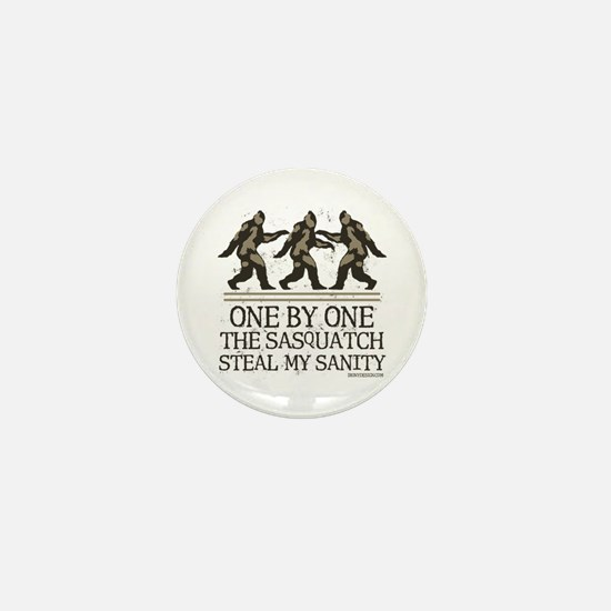 onebyonethesasquatch Mini Button
