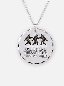 onebyonethesasquatch2 Necklace