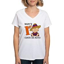 Babys First Cinco De Mayo Shirt