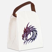 dragonshirt2 Canvas Lunch Bag