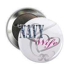 "navywifehearts 2.25"" Button"