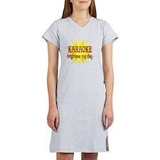 KARAOKE Women's Nightshirt