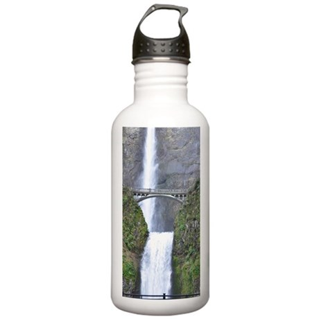 The Falls Stainless Water Bottle 1.0L