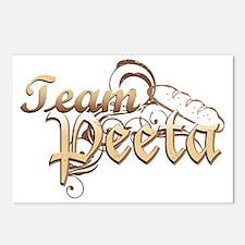 Team Peeta Postcards (Package of 8)