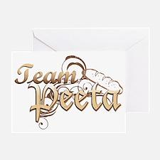Team Peeta Greeting Card