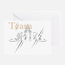 Team cato Greeting Card