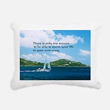 success20x12 Rectangular Canvas Pillow