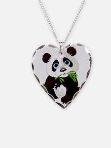 Panda Baby Necklace