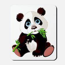 Panda Baby Mousepad