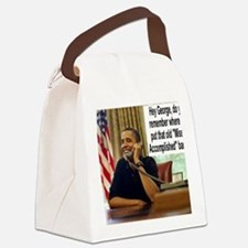 Mission 12 Canvas Lunch Bag