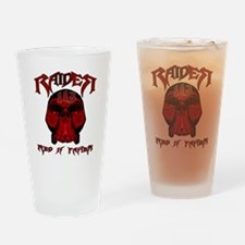 redIsfaster Drinking Glass