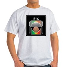 iFro Caramel Large T-Shirt