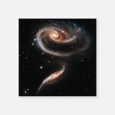 "rose_galaxies Square Sticker 3"" x 3"""