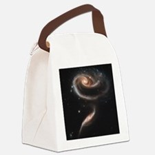 rose_galaxies Canvas Lunch Bag