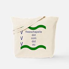 GrownInBaliBack Tote Bag