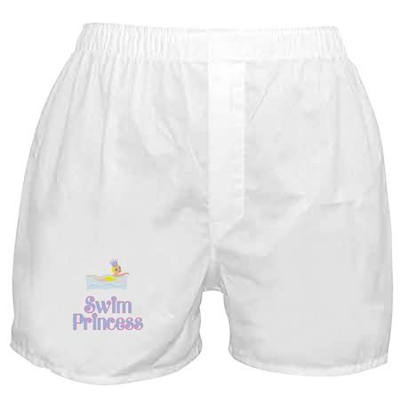 SwimChick Princess Boxer Shorts