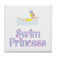 SwimChick Princess Tile Coaster