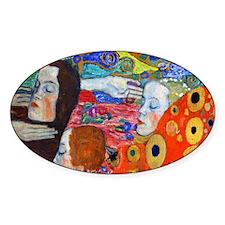Coin Klimt Hope II Decal