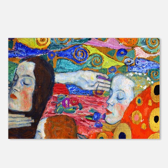 Clutch Klimt Hope II Postcards (Package of 8)