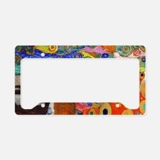 Clutch Klimt Hope II License Plate Holder