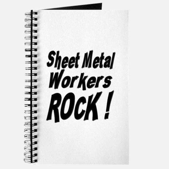 Sheet Metal Rocks ! Journal