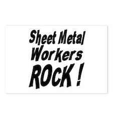 Sheet Metal Rocks ! Postcards (Package of 8)