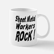 Sheet Metal Rocks ! Mug
